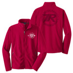 F217 - Buckeye SR-SR Pipestone Logo - EMB - Buckeye Council Seven Ranges Fleece Jacket with Laser Etch Back