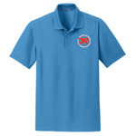 Buckeye SR - SR Logo - Emb - K572 - Buckeye Council Seven Ranges Wicking Polo