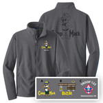 F217 - P120 - EMB - PA Dutch Council Bashore Scout Reservation Fleece Jacket