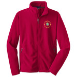 F217 - L114-Heritage/Camp Seph Mack Logo - EMB - Laurel Highlands Council Heritage Reservation Fleece Jacket