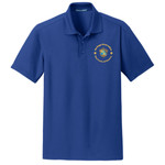 K572 - L114-Heritage/Camp SM Logo - EMB - Laurel Highlands Council Heritage Reservation Wicking Polo