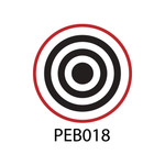 Pebble Patches - PEB018 - Target
