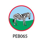 Pebble Patches - PEB065 - Zoo Day