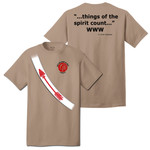 M107 - Kit-Ke-Hak-O-Kut Lodge 87 Logo - G2000 - Mid America Council Kit-Ke-Hak-O-Kut Lodge Sash T-Shirt