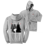 M107 - Kit-Ke-Hak-O-Kut Lodge 97 Logo - PC78H - Mid America Council Kit-Ke-Hak-O-Kut Lodge Tree Pullover Hoodie