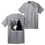 M107 - Kit-Ke-Hak-O-Kut Lodge 97 Logo - G2000 - Mid America Council Kit-Ke-Hak-O-Kut Lodge Tree T-Shirt