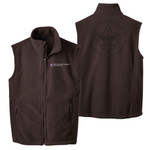 F219 - Health & Safety - EMB - Fleece Vest