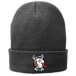 CP90L - B117-Sipp-O Lodge Logo - EMB - Buckeye Council Sipp-O Lodge Knit Cap
