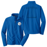 M128 - S1.1 - Emb - F217 - Michigan Crossroads Council Sailing Fleece Jacket