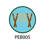 Pebble Patches - PEB005 - Rope