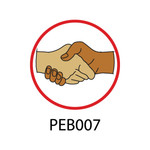Pebble Patches - PEB007 - Meet
