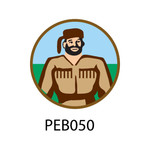 Pebble Patches - PEB050 - Pioneer