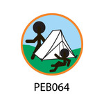Pebble Patches - PEB064 - Parent and Pal