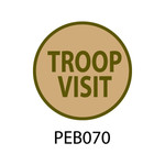 Pebble Patches - PEB070 - Troop Visit