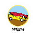 Pebble Patches - PEB074 - Pinewood