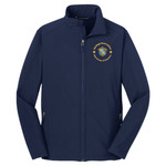 J317 - L114-Heritage/Camp SM Logo - EMB - Laurel Highlands Council Heritage Reservation Soft Shell Jacket