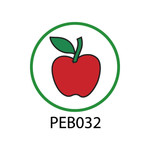 Pebble Patches - PEB032 - Apple