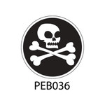 Pebble Patches - PEB036 - Pirates