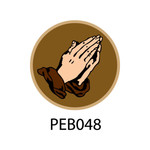 Pebble Patches - PEB048 - Reverent
