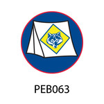 Pebble Patches - PEB063 - Cub Campout
