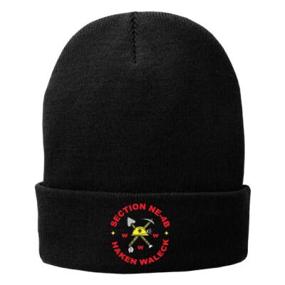 NE-4B - NE4B Logo - Emb - CP94 - NE-4B Knit Cap