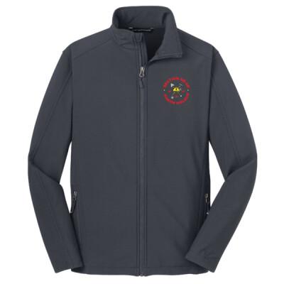 NE-4B - NE4B Logo - Emb - J317 - Soft Shell Jacket